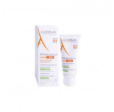 A-Derma Epitheliale A.H. Duo Ultra Soothing Repairing Cream SPF50+ 100ml