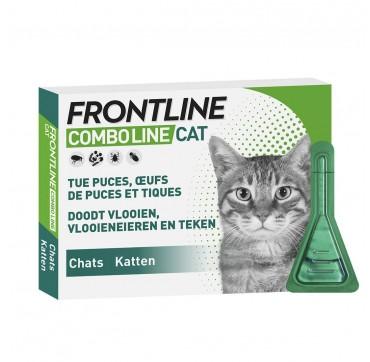 Frontline COMBO Spot on Cat 3x0,5 ml