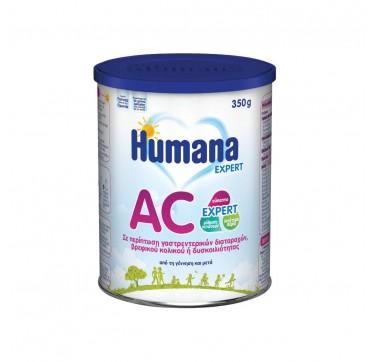 Humana Γάλα σε Σκόνη AC Expert Anticolic 0m+ 350gr