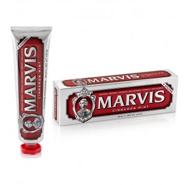 Marvis Cinnamon Mint Προστασία χωρίς Ερεθισμούς 85ml