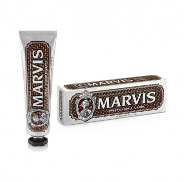 Marvis Sweet and Sour Rhubarb Mint Toothpaste 75ml