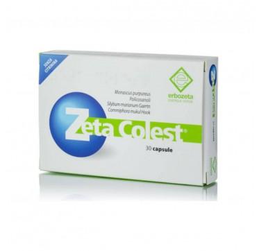 Erbozeta Zeta Colest 30 κάψουλες