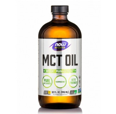 Now Foods MCT Oil 946.2ml