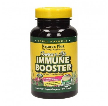 Nature's Plus Source of Life Immune Booster 90 ταμπλέτες