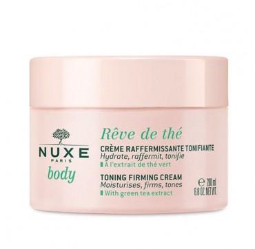 NUXE Body Reve de The Toning Firming Cream Κρέμα Σύσφιξης Σώματος 200ml