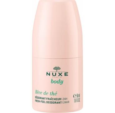 Nuxe Reve De The Fresh Feel Deodorant 24hr Roll-On 50ml