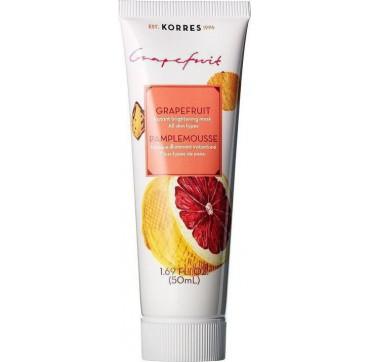 Korres Μάσκα Grapefruit Μάσκα Άμεσης Λάμψης 18ml
