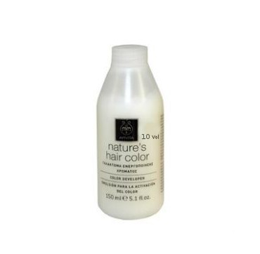 APIVITA NATURES HAIR COLOR DEVELOPER 10vol 150ml
