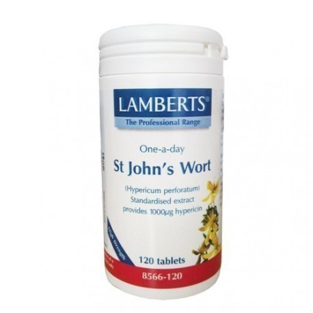 LAMBERTS ST. JOHNS WORT 2720mg 120abs