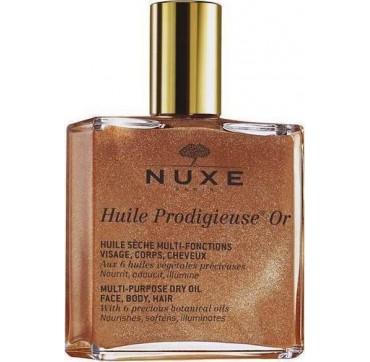 Nuxe Huile Prodigieuse Or Ξηρό Λάδι Για Πρόσωπο-σώμα-μαλλιά 100ml
