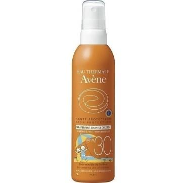 Avene Enfant Spray Παιδικό Αντηλιακό Για Πρόσωπο Και Σώμα Χωρίς Άρωμα Spf30 200ml