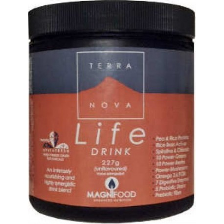 TERRANOVA LIFE DRINK OR.POWDER 227gr
