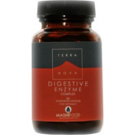 Terranova Digestive Enzyme Complex 50caps