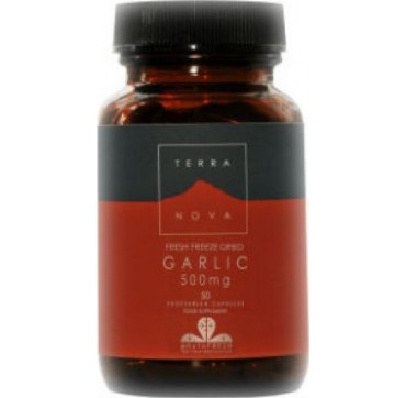 TERRANOVA GARLIC 500mg 50caps