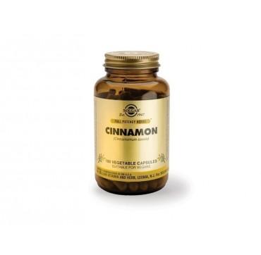 Solgar Cinnamon 100vcaps