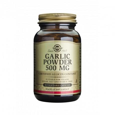 Solgar Garlic Powder 500mg 90caps