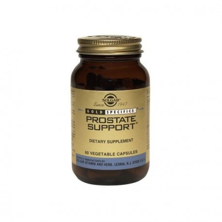 SOLGAR GOLD SPECIFICS PROSTATE SUPPORT 60vcaps