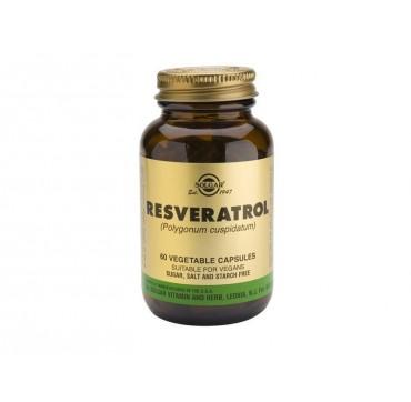 Solgar Resveratrol 100mg 60vcaps