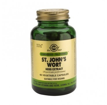 SOLGAR ST. JOHNS WORTH 300mg 50vcaps
