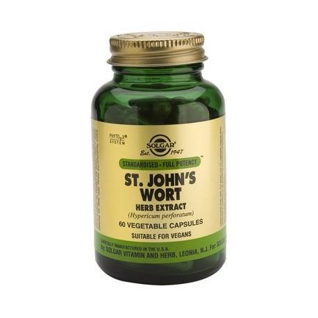 Solgar St. Johns Worth 300mg 50vcaps