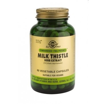 SOLGAR SFP MILK THISTLE (300mg) 60vcaps