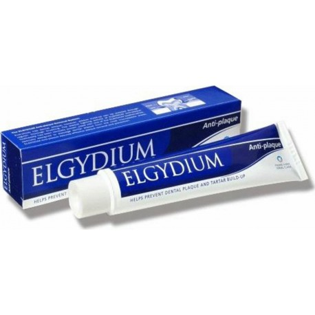 ELGYDIUM TOOTHPASTE ANTI-PLAQUE 100ml