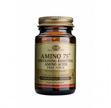 SOLGAR AMINO 75 ACIDS 30caps
