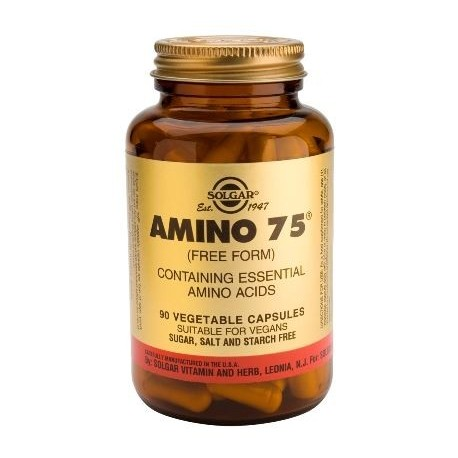 SOLGAR AMINO 75 ACIDS 90caps