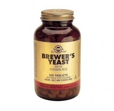 Solgar Brewers Yeast 250tabs