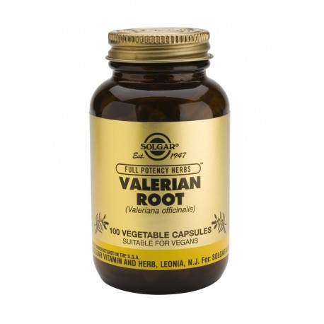 Solgar Valerian Root 100caps