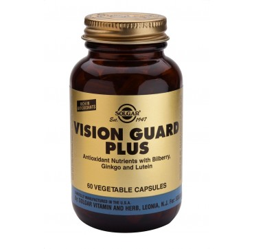 SOLGAR VISION GUARD PLUS 60caps