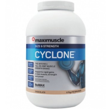MAXINUTRITION MAXIMUSCLE CYCLONE ΒΑΝΙΛΙΑ 2,7kg