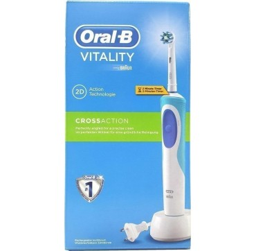 ORAL-B VITALITY PLUS 2D CROSSACTION 1τεμ.