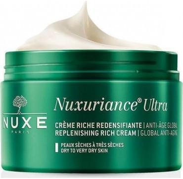 Nuxe Nuxuriance Ultra Cream Riche Κρέμα Προσώπου Ημέρας Ξηρή /ξηρή Επιδερμίδα 50ml