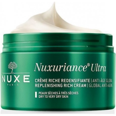 NUXE NUXURIANCE ULTRA CREAM RICHE ΚΡΕΜΑ ΠΡΟΣΩΠΟΥ ΗΜΕΡΑΣ ΞΗΡΗ /ΞΗΡΗ ΕΠΙΔΕΡΜΙΔΑ 50ml