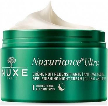 Nuxe Nuxuriance Ultra Night Cream Κρέμα Προσώπου Νύχτας 50ml