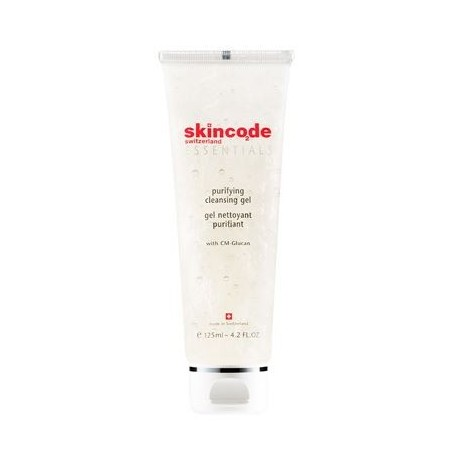 SKINCODE ESSENTIALS PURIFYING CLEANSING GEL 125ml