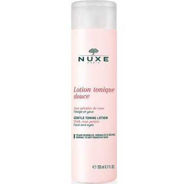 NUXE GENTLE TONIC LOTION FACE & EYES ROSE PETALS 200ml