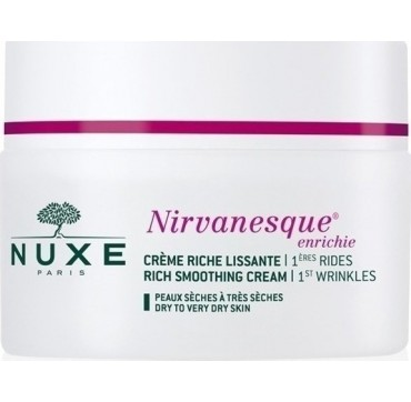 NUXE NIRVANESQUE RICH SMOOTH ΓΙΑ ΞΗΡΗ ΕΠΙΔΕΡΜΙΔΑ CREAM 50ml