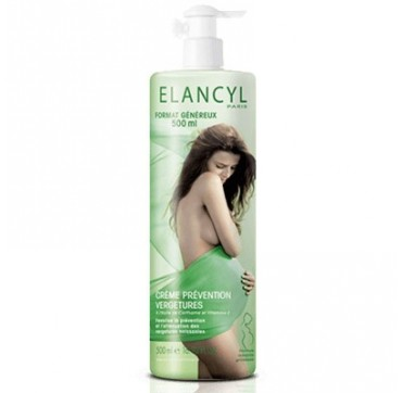 ELANCYL STRECH MARK PREVENTION CREAM 500ml