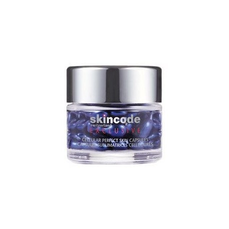 SKINCODE EXCLUSIVE CELLULAR PERFECT SKIN CAPS
