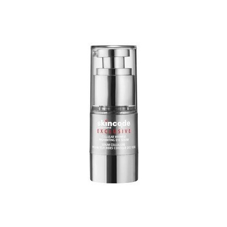 SKINCODE EXCLUSIVE CELLULAR WRINKLE PROHΙΤΙΝΓ EYE SERUM 15ml