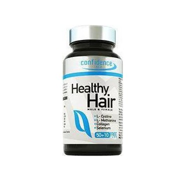 CONFIDENCE HEALTHY HAIR 50+10caps