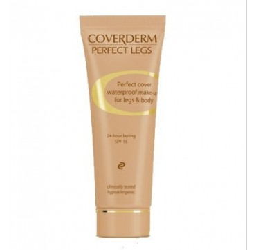 COVERDERM PERFECT LEGS 24-HOUR LASTING No6 spf16 50ml