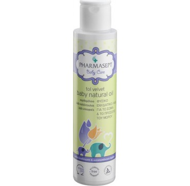 PHARMASEPT TOL VELVET BABY NATURAL OIL 125ml