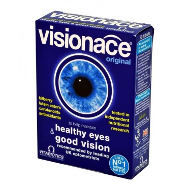 VITABIOTICS VISIONACE ORIGINAL 30CAPS