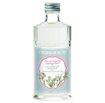 DURANCE SHOWER GEL CASHMERE FLOWER 300ml