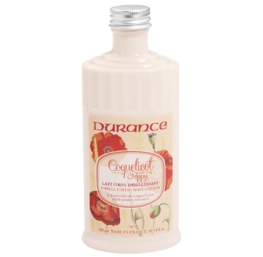 DURANCE BODY LOTION POPPY 300ml