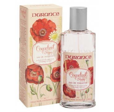 DURANCE EDT POPPY 100ml