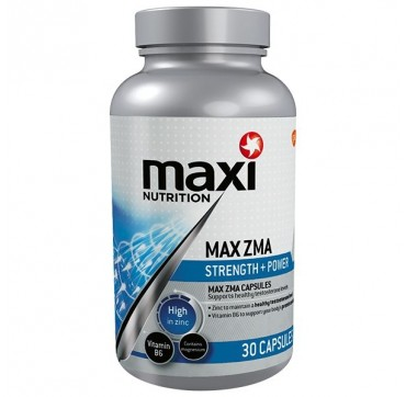 MAXINUTRITION ZMA 30caps